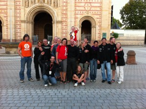 MotoMittrach Team in Speyer 2011
